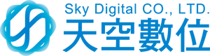 Sky Digital 天空數位 Logo