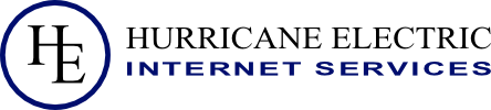 Hurricane Electric Logo